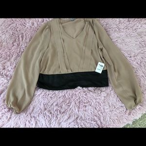 Dress up shirt new not used